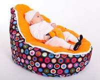 Wholesale cost doomoo bubble baby beanbag baby feeding chair