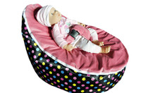 Wholesale cost fashion doomoo baby bubble beanbag vintage baby chair