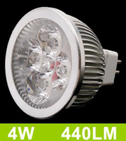 Wholesale MR16 V Led Energy Save Light Bulbs High Power W LM Led Spot Down Lights Cool White CE ROHS