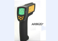 Wholesale High quality Infrared Laser Non Contact Digital Thermometer AR862D Smart Sensor Infrared Thermo