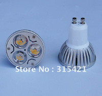 Wholesale Surprise price TOP1 MR16 GU10 E27 HIGH POWER W LED SPOTLIGHT BULB LED LAMP free ship GU10 LED MR