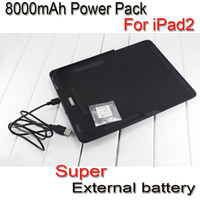 Wholesale Life battery pack mAh for iPad2 tablet PC NEW ARRIVAL Power ipega GOOD Quality free ship PC