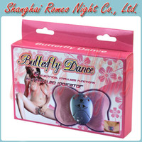 Wholesale Shock Therapy Slimming Massager Butterfly Dance Electro Sex Kit E Stimulation Sex Toys