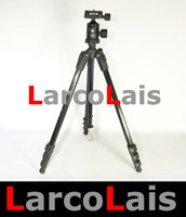 Wholesale Professional Scaleable Portable Tripod Head screw Stand for DSLR Video Camera DV Nikon Canon
