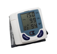 Wholesale Digital Wrist Blood Pressure Monitor amp Heart Beat Meter