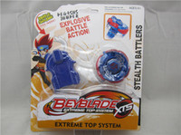 Wholesale New Kerbecs Blade Blast Beyblade Explosive Battle Action Beyblades Metal Fusion Stealth Batters