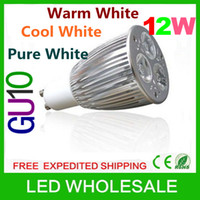 Wholesale Cheaper High Power W W W GU10 E27 MR16 LED Light Bulb LED Lamp Downlight Spotlight Ceiling