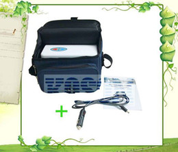 Wholesale Mini Oxygen Generator Vehicle Car Home Portable Oxygen Concentrator