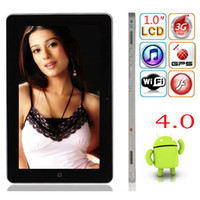 Wholesale 10 Flytouch V10 Android GPS Tablet PC Epad ARM Cortex A8 apad Laptop HDMI P MID pc