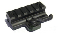 New Tactical quick release riser 20mm picatinny and weaver r...