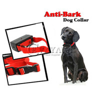 Wholesale 6 Level Terminator Anti Bark Electric Shock Dog Training Collar HG109111