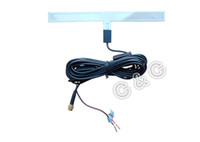 Wholesale Car DVB T ISDB T Digital TV Active Antenna for Car DVD Radio GPS with SMA Connector and Booster Amplifier Aerial