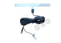 Precio de Car antenna amplifier-Coche DVB-T ISDB-T TV Digital Antena activa para el coche DVD GPS de la radio con conector SMA y Booster amplificador de antena