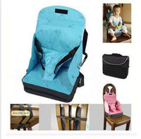 Wholesale Portable Baby Seat Baby Booster Seat Baby Safety High Chair Seat Baby food seat