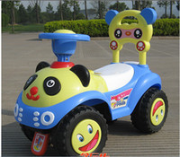 Wholesale go cart walker babywalker Children s toy car Children panda sliding car Children twist car