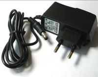 Wholesale DC V A CCTV Camera Power Adapter Supply EU Plug