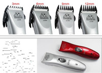 Clippers, Trimmers & Blades   40Pcs lot Professional Electric Rechargeable Animal Dog Cat Pet Hair Clipper Trimmer P30