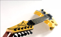 Solid Body chinese guitars - best Chinese guitar wholesales Electric Guitar with floyd in yellow color cheap in stock hot
