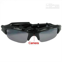 Wholesale Spy sunglasses camera Hidden cam MP Hidden Camera Glasses Eyewear DVR Support GB Card P