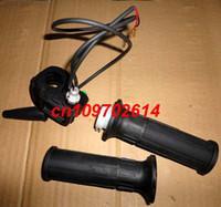 Wholesale New Throttle Grip for mini pocket bike cc cc Mta1 Mta2 Mini Dirt bike Lucky Mini Quad