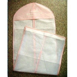 Wholesale Cheap Wedding Dress Bag Garment Cover Travel Storage dust bag cover