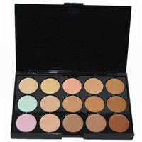 Wholesale Tracking Number Pieces Professional Color Concealer Camouflage Makeup Palette