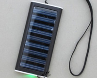 Wholesale 50pcs Worldwide mini battery Pack Solar emergency Cell Charger mAh Phone Camera PDA Chargers