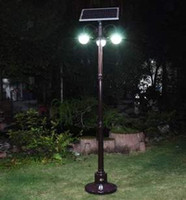 IP67 Solar 12W Very brightness Solar street light 20W solar panel + 12W Led +2.8M height for garden,street lighting