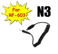 Wholesale LS N3 Shutter release cable for Yongnuo RF N3 Wireless flash trigger Nikon D7000 D3100 D5000
