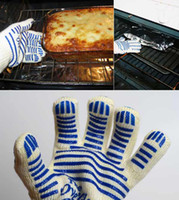 Wholesale EMS oven glove ove glove as hot surface handler amazing home golves handler oven