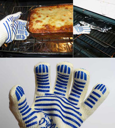 EMS envío gratis guante de horno ove guante como superficie caliente controlador de increíble casa golves controlador de horno #1742