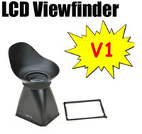 Wholesale Magnifying LCD x inches View finder Viewfinder V1 for Canon DSLR D II D D