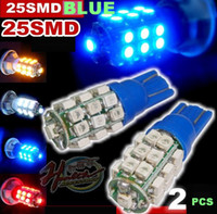 Wholesale Blue T10 SMD SMT car LED Degree W5W LED Parking Lights