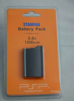 Wholesale For PSP2000 V mAh STAMINA Battery Pack