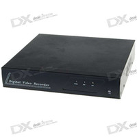 Wholesale 4 Channel H Surveillance CCTV Digital Video Recorder DVR with LAN USB Hosts