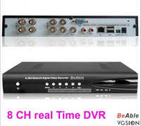 cctv ptz - 8CH H DVR Standalone Network Channel Security CCTV DVR Recorder PTZ