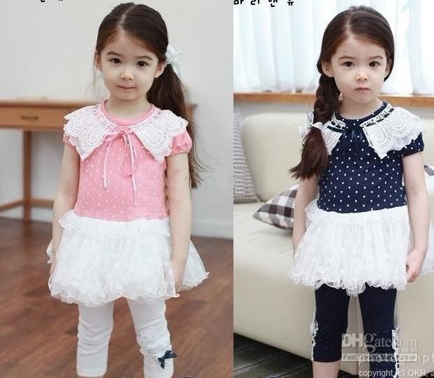 2017 2012 New Girls' Ball Gown Casual Dresses Baby Girl's Sweet ...