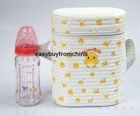 baby bottle carrier baby cooler bottle bags - baby feeding bottle warmer cooler carrier bag double bottles