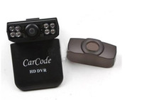 Wholesale FULL HD p Night Vision Car Dashboard Camera DVR Black Box DV PC Sample BY Airmail Free