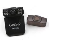 Wholesale FULL HD p Night Vision Car Dashboard Camera DVR Black Box DV PC Sample BY Airmail Free
