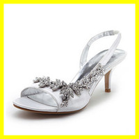 White ballet sandals - Stylish NEW Satin Rhinestone CM Platform High Heel Summer Sandals Bridal Wedding Shoes