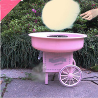 cotton candy machine - Cotton Candy Machine Mini household COTTON CANDY MAKER MACHINE NEW CARNIVAL STYLE