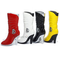 Wholesale Creative Metal Oil Windproof Lighter Boots Design Color High Quality