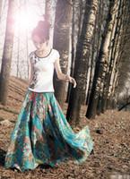 Cheap Casual Dresses pattern dress Best Bohemian Dresses Summer long dress