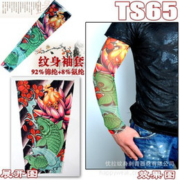 Wholesale Tattoo Sleeve Styles In Stock Mixed Order With A Seam For Ventilation