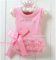 Wholesale baby romper baby onesies bodysuit Girl Rompers baby wear clothes TZ8888