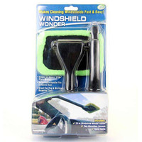Wholesale cotton window windshield brush car glass brushes from China Factory