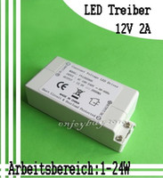 Wholesale Input voltage V AC Output voltage DC V LED Driver Transformer Driver range W A