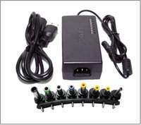 Wholesale Universal adapter W AC Power Supply adapter Charger For Notebook laptop netbook top sa