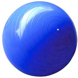 Yoga ball,fitness ball,pilates ball,diameter of 55cm,six colors,a free foot air pump
